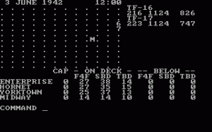 Midway Campaign per PC MS-DOS