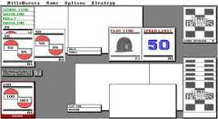 Mille Bornes per PC MS-DOS