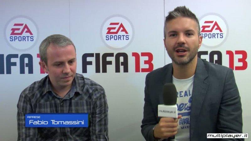 FIFA 13 e Multiplayer.it