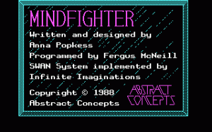 Mindfighter per PC MS-DOS