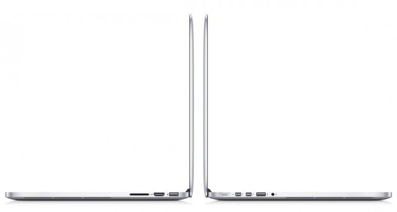 "MacBook Pro 15"" con display Retina"