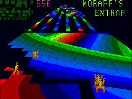 Moraff's Entrap per PC MS-DOS