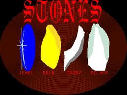 Moraff's Stones per PC MS-DOS