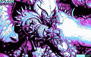 Mutan Zone per PC MS-DOS