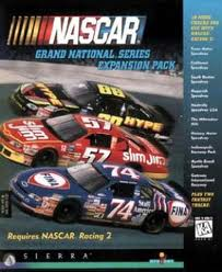 NASCAR Grand National Series Expansion Pack per PC MS-DOS