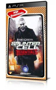 Tom Clancy's Splinter Cell: Essentials per PlayStation Portable