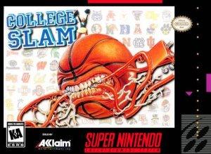 College Slam Basketball per Super Nintendo Entertainment System