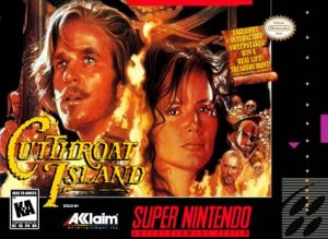 Cutthroat Island per Super Nintendo Entertainment System