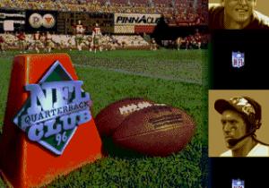 NFL Quarterback Club 96 per PC MS-DOS