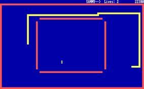 Nibbles per PC MS-DOS