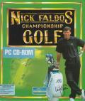 Nick Faldo's Championship Golf per PC MS-DOS