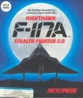Night Hawk: F-117A Stealth Fighter 2.0 per PC MS-DOS
