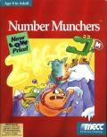 Number Munchers per PC MS-DOS