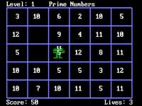 Number Munchers Tribute per PC MS-DOS