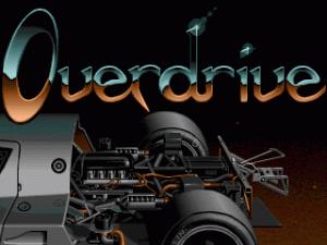 Overdrive per PC MS-DOS