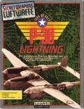 P-38 Lightning Tour of Duty per PC MS-DOS