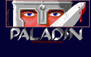 Paladin per PC MS-DOS