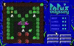 Papu's Odyssey per PC MS-DOS