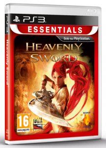 Heavenly Sword per PlayStation 3