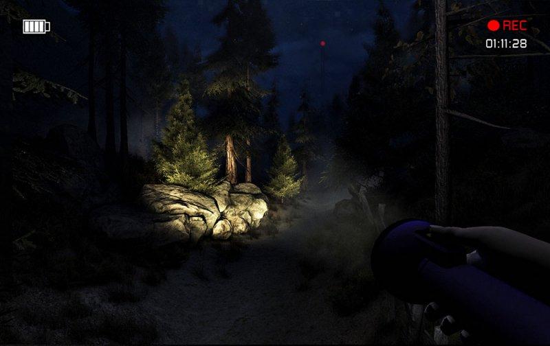 Le prime due immagini di Slender: The Arrival