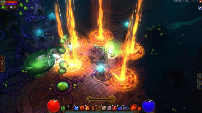 Torchlight 2, la recensione console