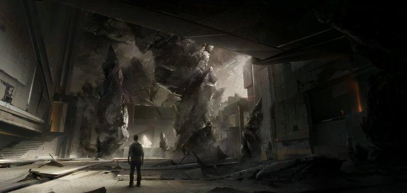 Un artwork mostra lo scontato ritorno di Desmond in Assassin's Creed III