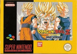 Dragon Ball Z: Hyper Dimension per Super Nintendo Entertainment System