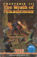 Phantasie III - The Wrath of Nickademus per PC MS-DOS
