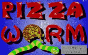 Pizza Worm per PC MS-DOS