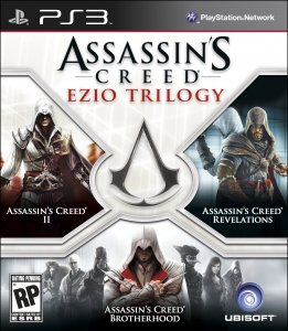 Assassin's Creed: Ezio Trilogy per PlayStation 3