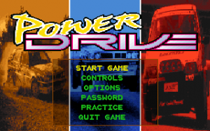Power Drive per PC MS-DOS