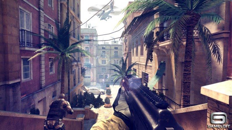 Online il sito ufficiale di Modern Combat 4: Zero Hour