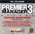 Premier Manager 3 De-Luxe per PC MS-DOS