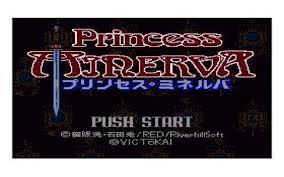 Princess Minerva per PC MS-DOS