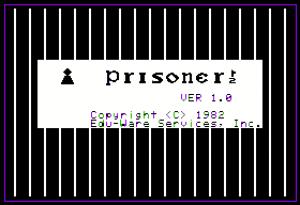 Prisoner 2 per PC MS-DOS