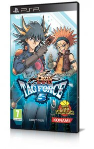 Yu-Gi-Oh! 5D's Tag Force 5 per PlayStation Portable