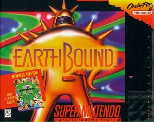 Earthbound per Super Nintendo Entertainment System