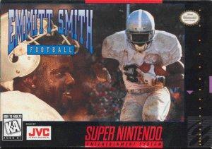 Emmitt Smith Football per Super Nintendo Entertainment System