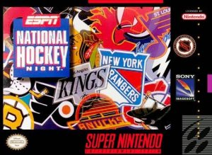 ESPN National Hockey Night per Super Nintendo Entertainment System
