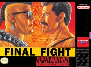 Final Fight per Super Nintendo Entertainment System