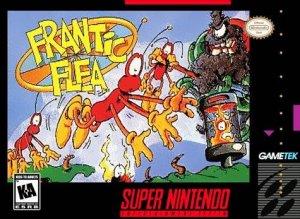 Frantic Flea per Super Nintendo Entertainment System