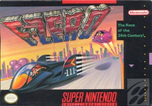 F-Zero per Super Nintendo Entertainment System