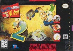 Earthworm Jim 2 per Super Nintendo Entertainment System