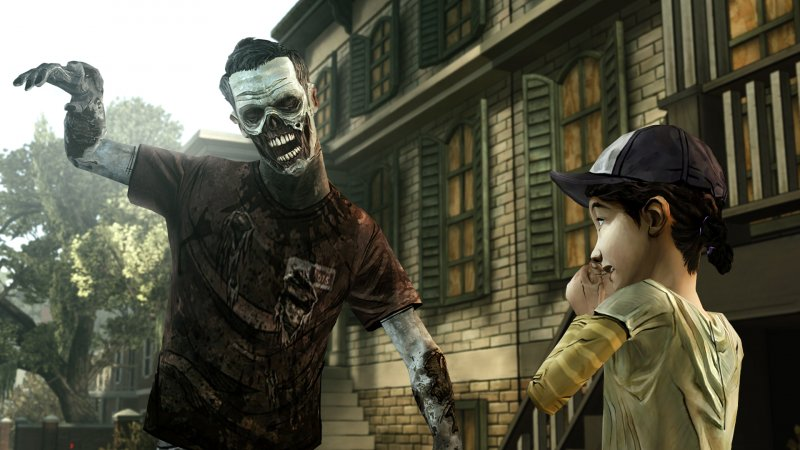 Una singola immagine di The Walking Dead - Episode 4
