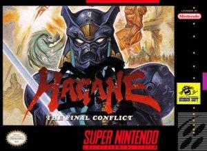 Hagane per Super Nintendo Entertainment System