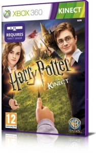 Harry Potter per Kinect per Xbox 360