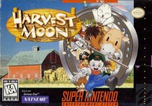 Harvest Moon per Super Nintendo Entertainment System
