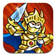 One Epic Knight per iPhone
