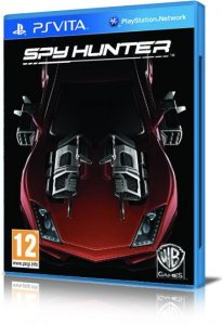 Spy Hunter per PlayStation Vita