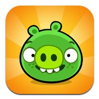Bad Piggies per iPhone